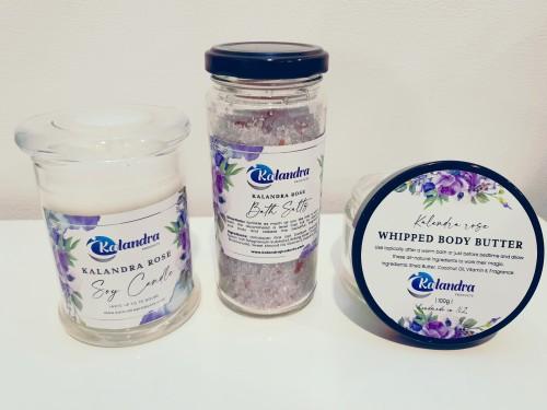 Kalandra Rose Gift Set 2