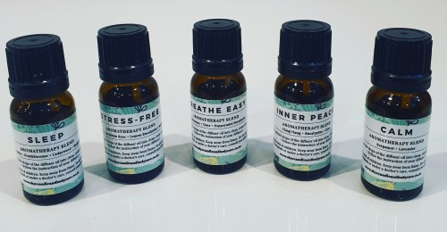 Inner Peace Aromatherapy Diffuser Oil