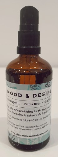 Mood and Desire Massage and Body Oil