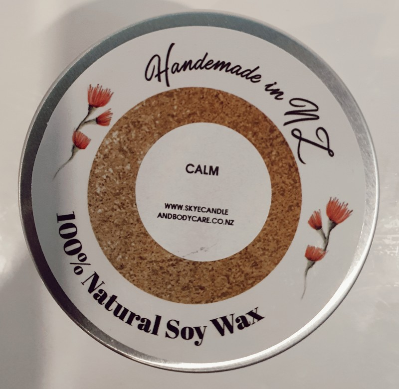 Aromatherapy Soy Travel Candle Gift Set
