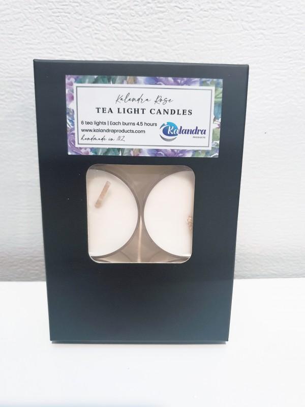 Kalandra Rose  Tea Lights (6)