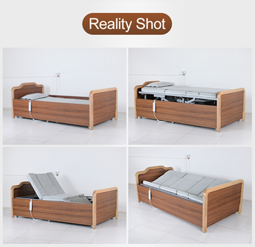 Electric turning  bed