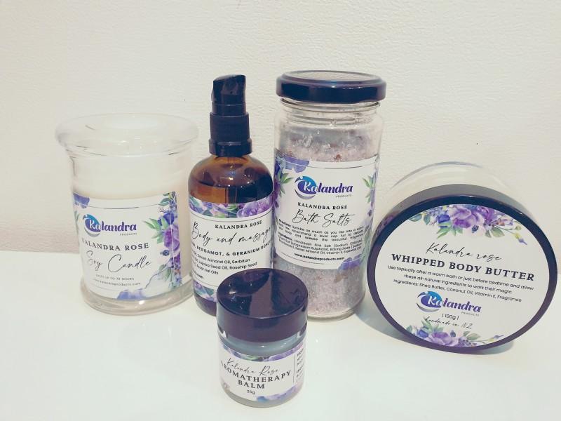 Kalandra Rose Gift Set 3