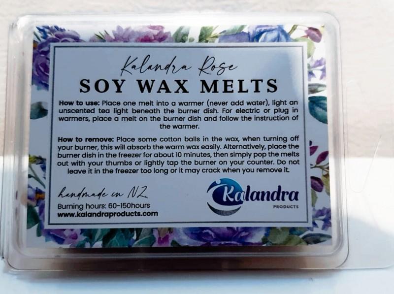 Kalandra Rose Wax Melts
